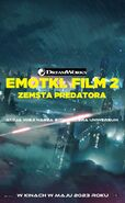EMOTKI FILM 2 PLAKAT PL 2023