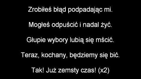 (Polish)_Penguins_of_Madagascar_-_Here_Comes_the_Claws_Lyrics
