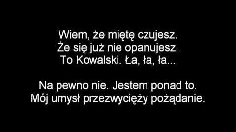 (Polish)_Penguins_of_Madagascar_-_The_Kowalski_Lyrics