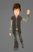 Hiccup first model