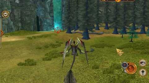 Very Happy Dragon Effects - School of Dragons