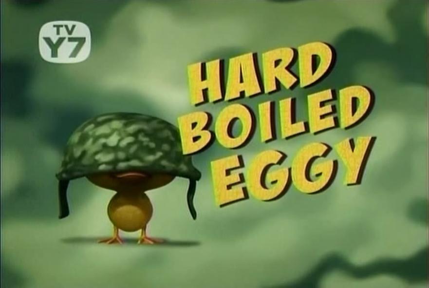 Hard Boiled Eggy