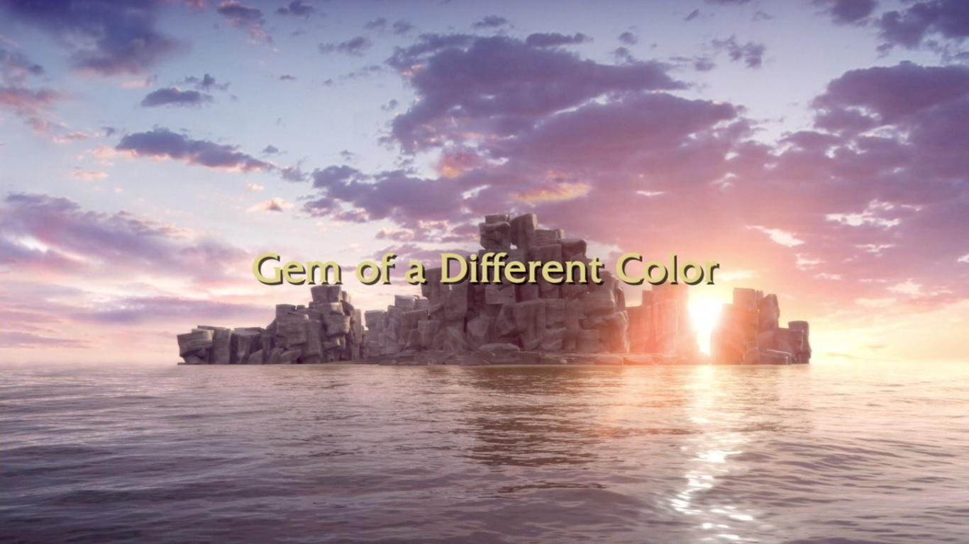 Gem of a Different Color