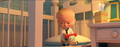Boss Baby appearing to be fed up