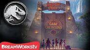 JURASSIC WORLD CAMP CRETACEOUS Teaser Trailer