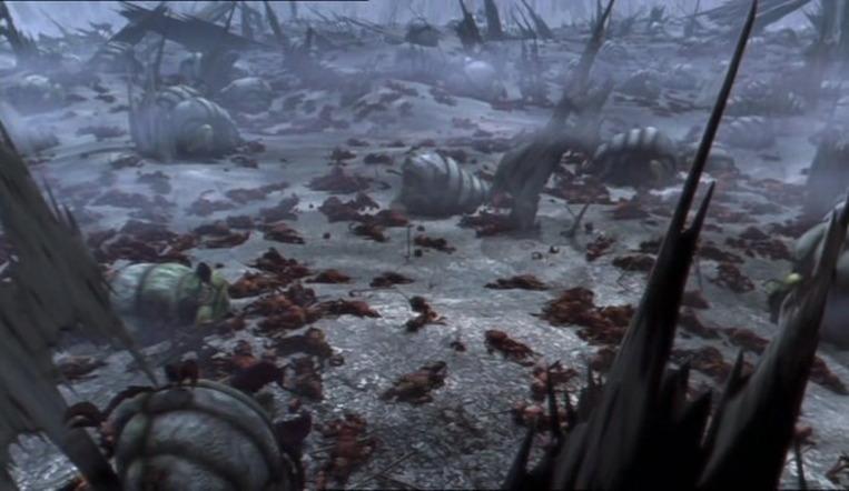 List of DreamWorks Animation Villains' Defeats/Gallery