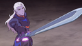 Lotor with his Sword