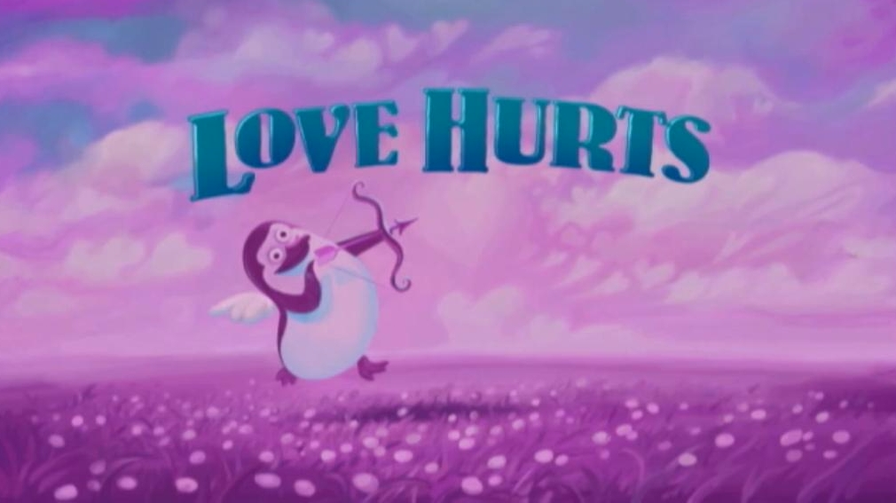 Love Hurts (The Penguins of Madagascar episode)