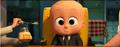 Boss Baby Alarmed