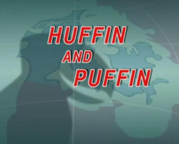 Huffin and Puffin