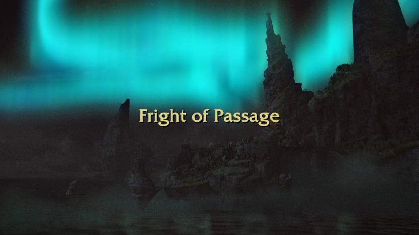 Fright of Passage