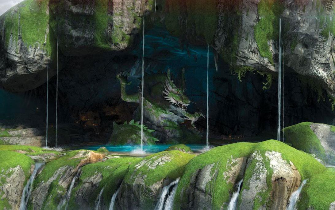 Dragon Grotto