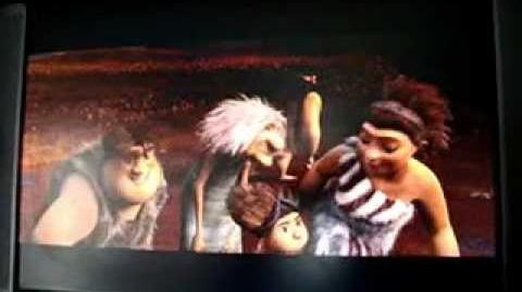 Opening to Rise of the Guardians DVD