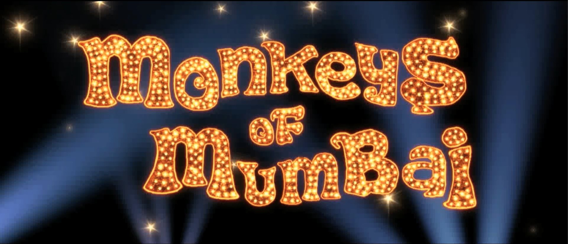 Monkeys of Mumbai