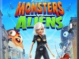 Monsters vs. Aliens/Gallery