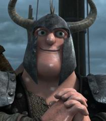 Captain Vorg