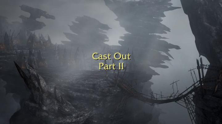 Cast Out Part II
