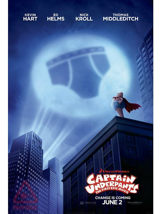 Captain Underpants: The First Epic Movie/Gallery