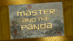 Master and the Panda title.png