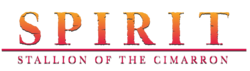 Spirit Stallion of the Cimarron logo.png