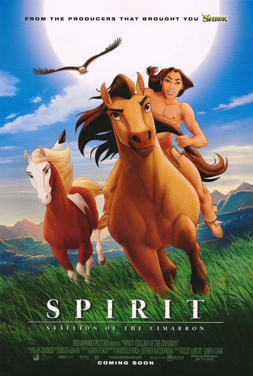 Spirit: Stallion of the Cimarron/Gallery