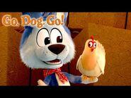 Scooch's Clucky Day - GO, DOG, GO! - NETFLIX