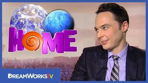 Rihanna & Jim Parsons Rules for Your Planet HOME