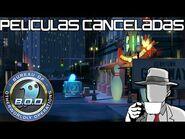 Peliculas Canceladas- B.O.O