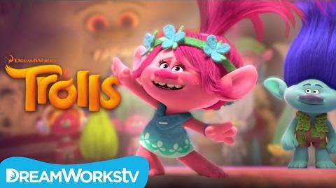 """""""Can't Stop The Feeling!"""" Official Movie Clip TROLLS"""
