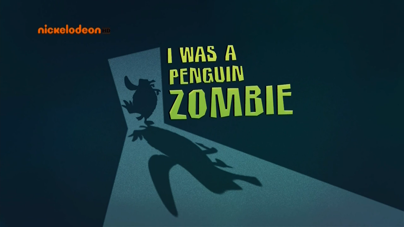 I Was a Penguin Zombie