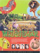 Madagascarpresssheet