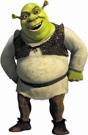 Shrek (character)/Gallery