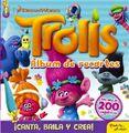 Trolls Álbum de recortes-Dreamworks-9788408161554