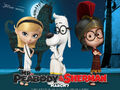 Mr. Peabody and Sherman wallpaper Greece