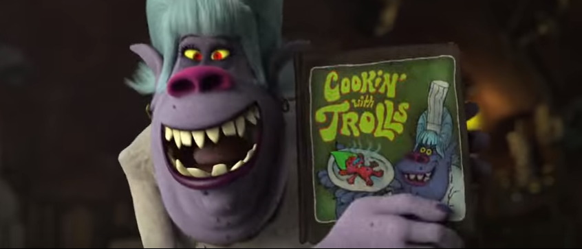 Cookin' With Trolls