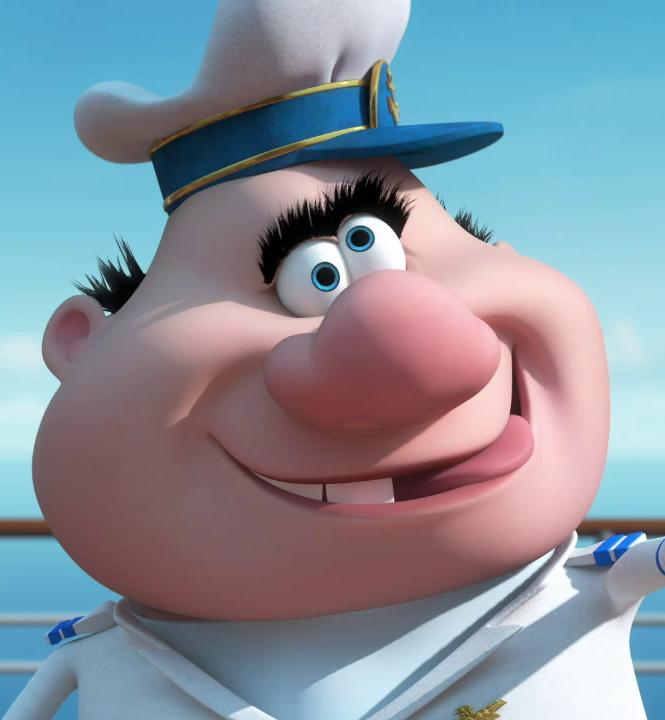 """Captain """"Wrongway"""" Peachfuzz"""