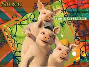 Shrek the Third - The Three Little Pigs - 03