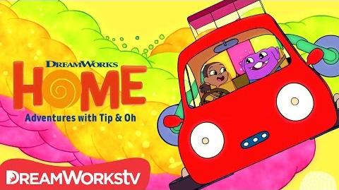 Official Trailer DreamWorks Home Adventures With Tip & Oh