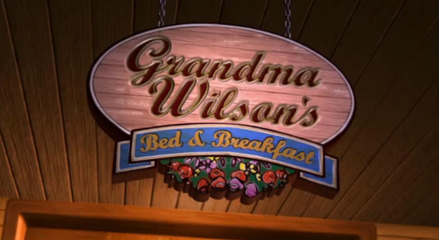 Grandma Wilson's Bed & Breakfast