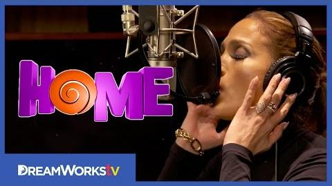 Jennifer Lopez - Feel The Light (Official Lyric Video) HOME