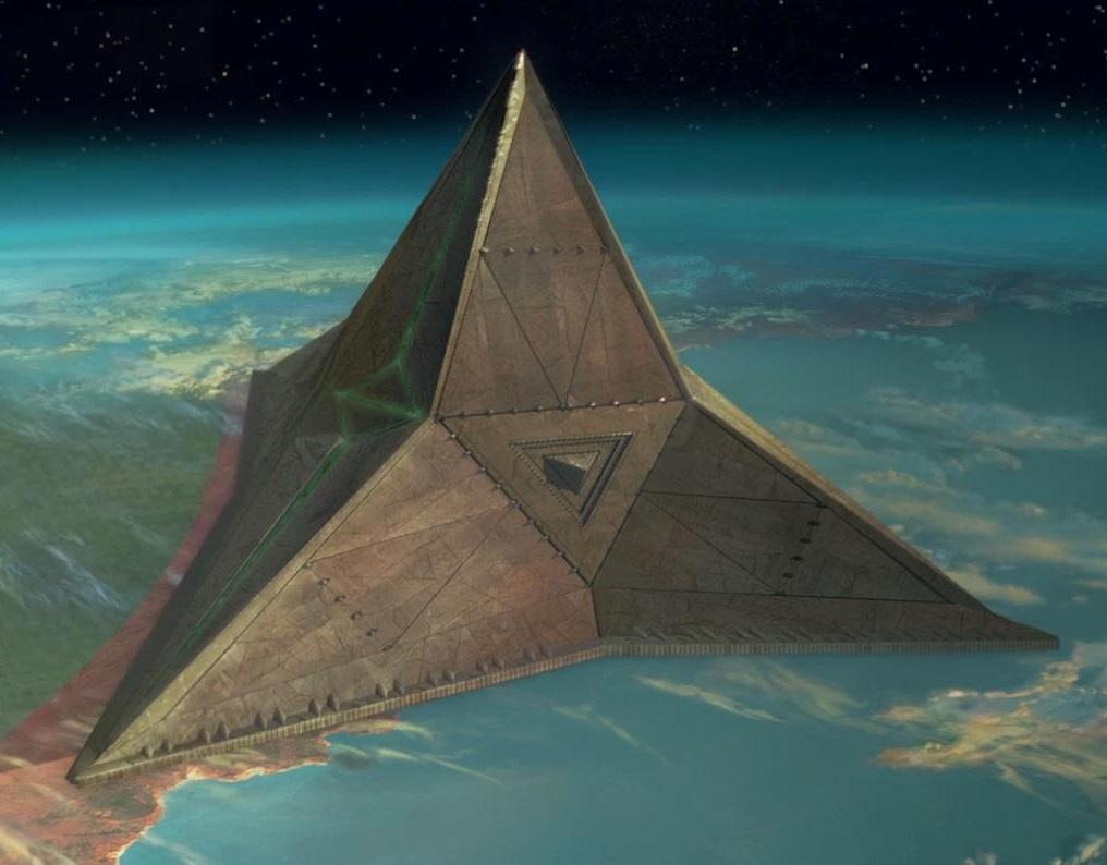 Gorg Spaceship