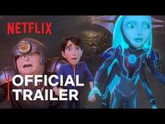 Trollhunters- Rise Of The Titans - Guillermo del Toro - Official Trailer - Netflix
