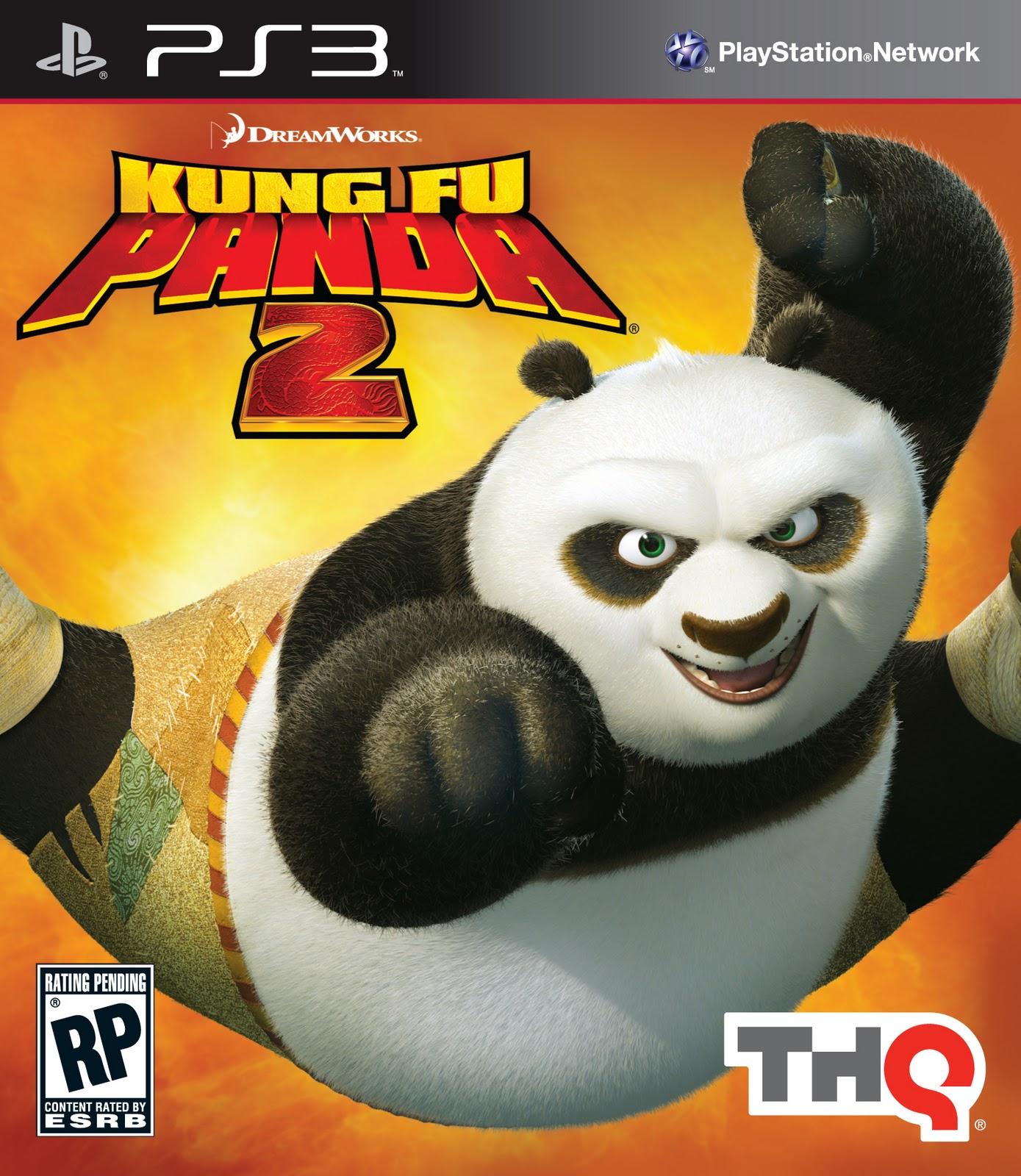 Kung Fu Panda 2 (video game)