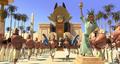 King Tut reformed