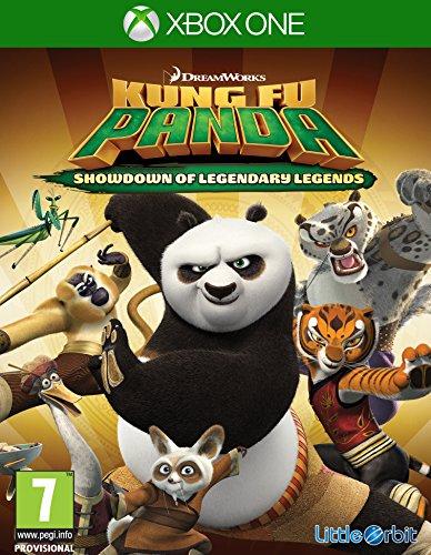 Kung Fu Panda: Showdown (video game)