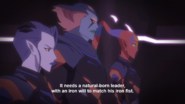 Acxa, Ezor, and Zethrid (S5E3)