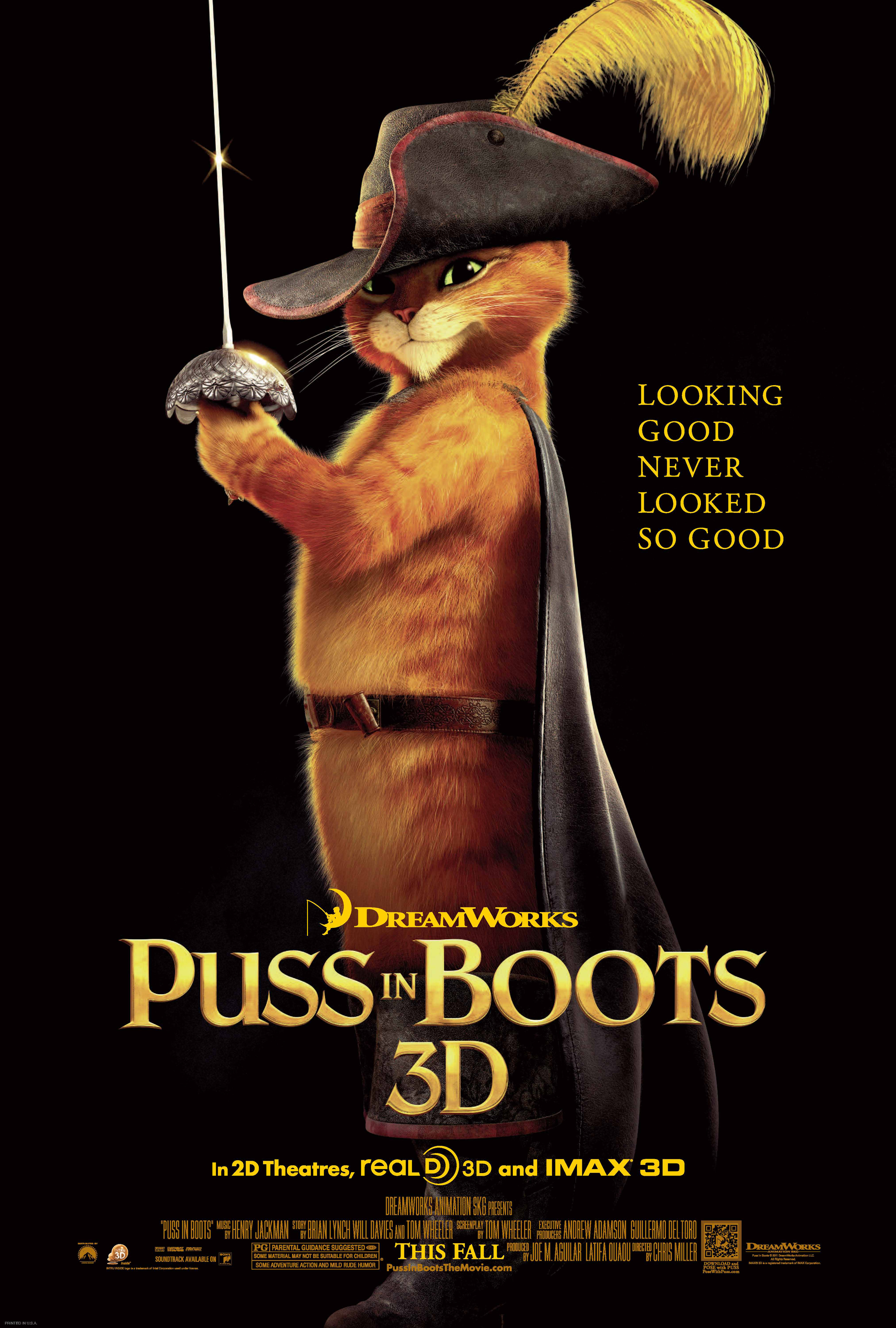 Puss in Boots (film)