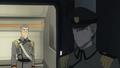 Commander Sablan and Admiral Sanda