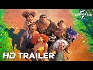 The Croods 2- A New Age – Official Trailer (Universal Pictures) HD