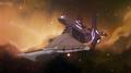 Galra cruiser per journey to Naxzela